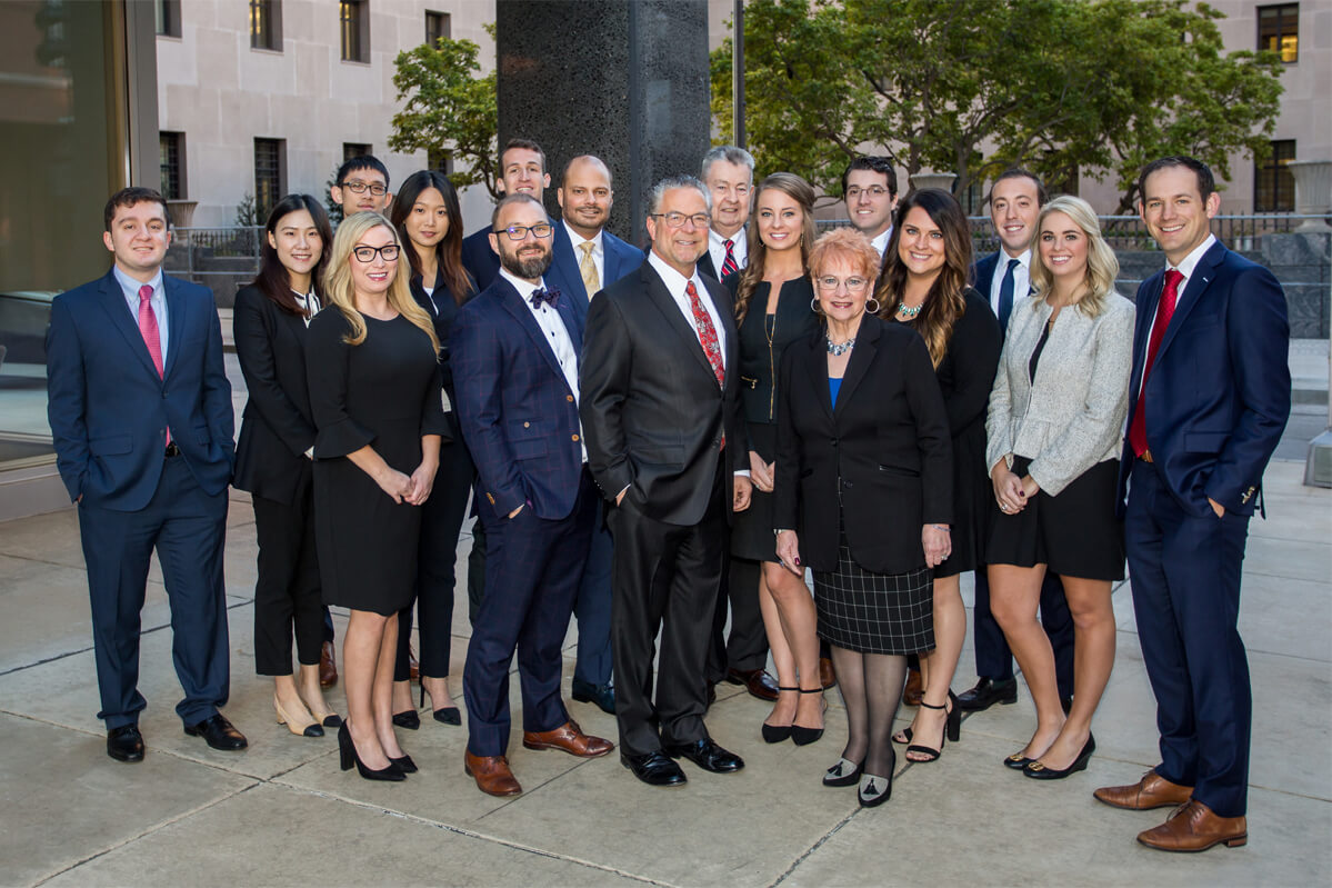 Gatewood-Spalding Wealth Management team photograph